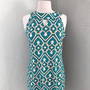 NWOT Tracy Negoshian with gorgeous pattern